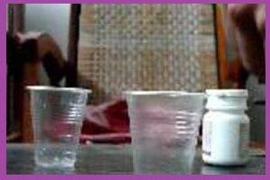 Bicarbonato para el empacho